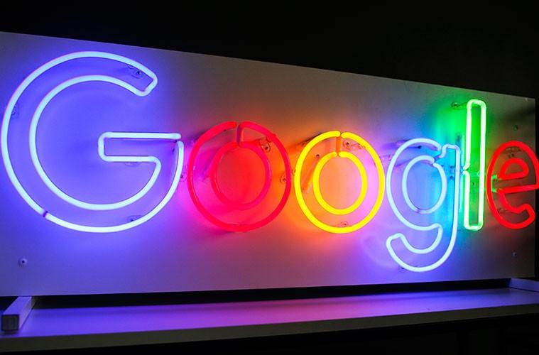 Сбой в работе Google